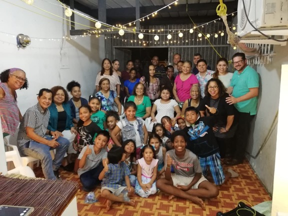 Panama NBS2GO with families