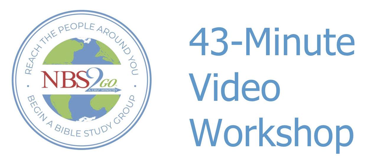43-Minute-Video-Workshop
