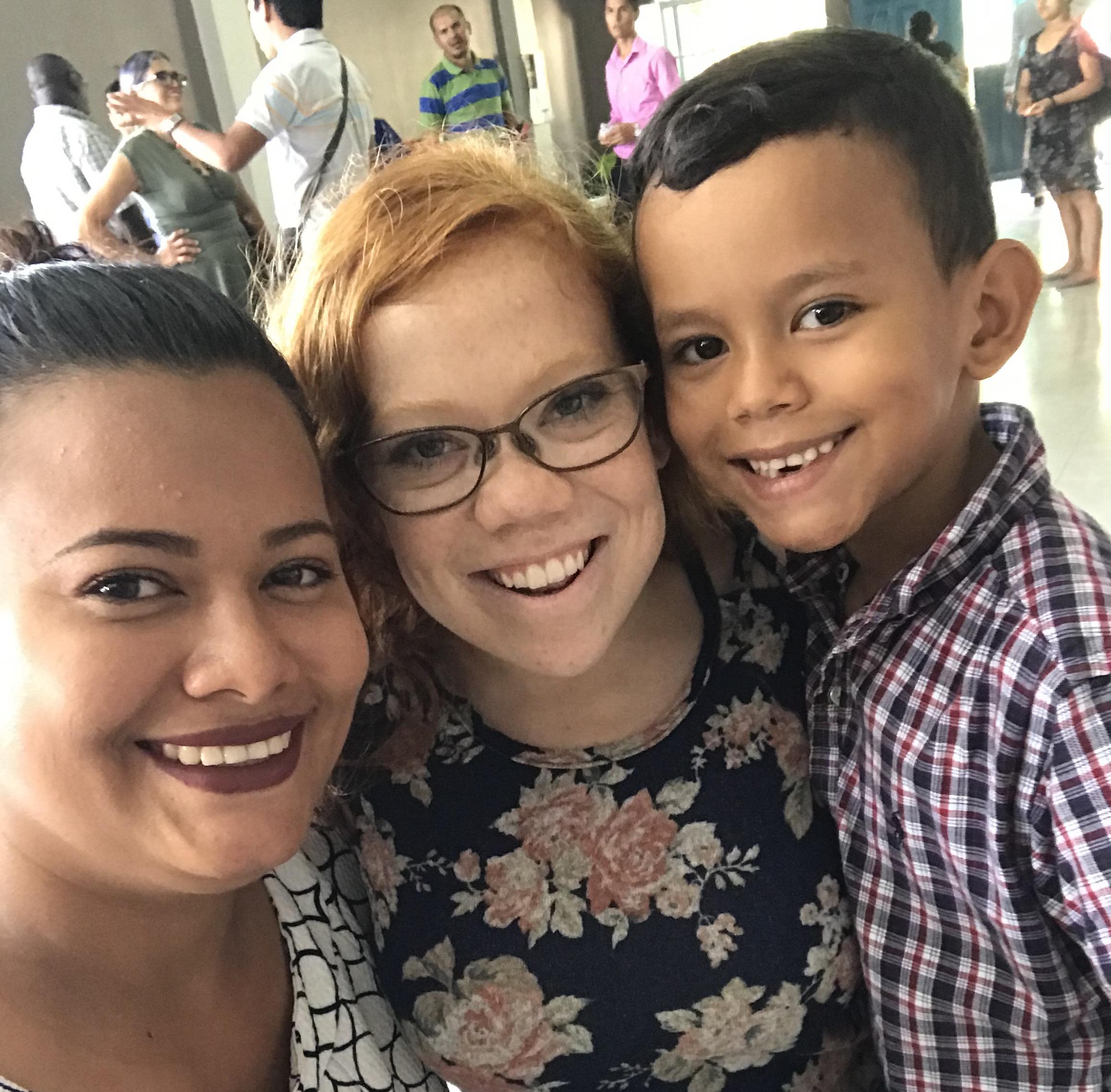 Our Ambassador in Honduras