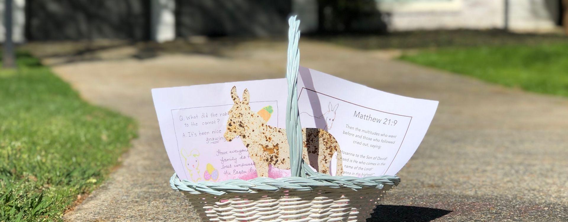 More Ideas for Easter Scavenger Hunt