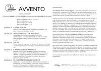 AVVENTO (Italian - Advent)